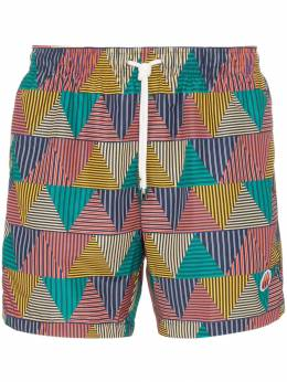 Missoni плавки-шорты с принтом MUP00012BW002ESM0E5