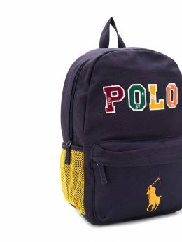 Ralph Lauren Kids - рюкзак с нашивкой-логотипом 56666995388305000000
