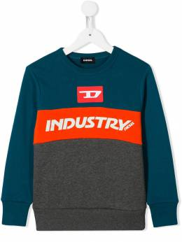 Diesel Kids толстовка Industry! 00J4MR0TAWD