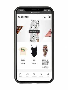 Dolce&Gabbana - чехол для iPhone XR с логотипом 596AA660956869560000