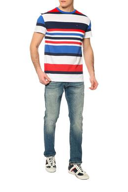 Футболка Tommy Jeans DM0DM04132