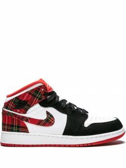 Jordan кроссовки Air Jordan 1 Mid (GS) 554725607