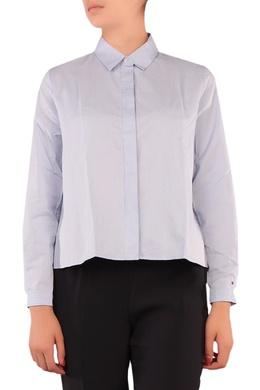 Голубая блузка Tommy Hilfiger 2838150132