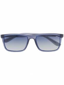 Fila - солнцезащитные очки в прямоугольной оправе 055955B9355983600000