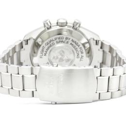 Omega Silver Stainless Steel Speedmaster Professional Moonwatch 3575.30 Men's Wristwatch 42MM 220944