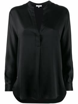 Vince атласная блузка V615611926