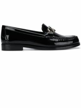 Salvatore Ferragamo Gancio horsebit loafers 698737