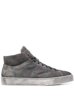 Santoni lace-up ankle sneakers MBGL20851SPORPSHG60