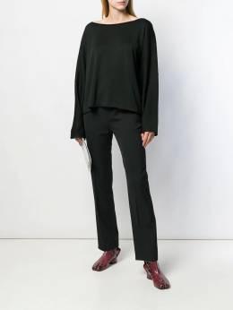 Mm6 Maison Margiela - рубашка оверсайз HA6956S9633395955935