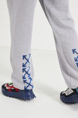 Серые спортивные брюки Off-White 2202150641