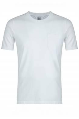 Белая футболка с карманом Eleventy 2014149781
