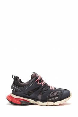 Разноцветные комбинированные кроссовки Track Balenciaga Man 2673150624