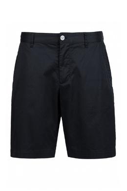 Широкие черные шорты до колена Ea7 2944149741