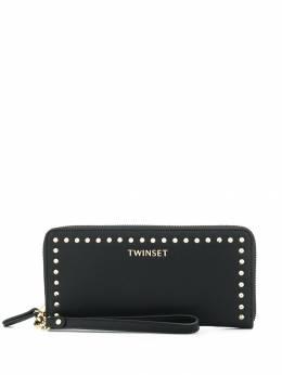 Twin-set кошелек с заклепками 192TA721C