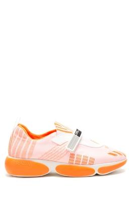 Текстильные кроссовки Cloudbust Prada 40150372