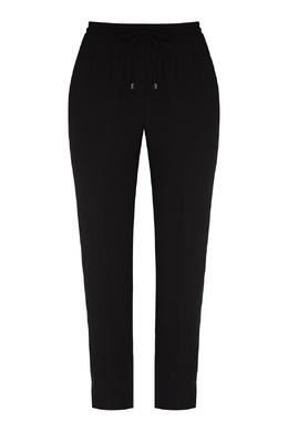 Черные брюки с эластичным поясом DKNY 1117149037