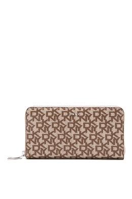 Прямоугольный кошелек с монограммами DKNY 1117149172