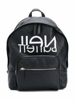 Neil Barrett Kids - рюкзак с логотипом 65595598636000000000
