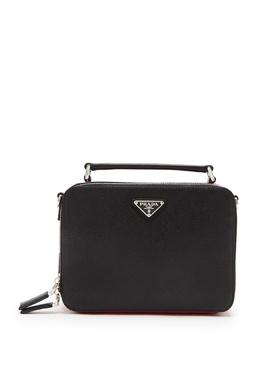 Черная сумка через плечо Prada 40150748