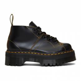 Dr. Martens Black Church Quad Boots 192399F11306107GB