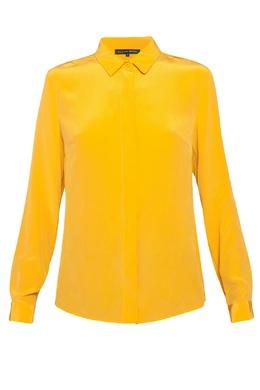 Апельсиновая рубашка с блеском Alexander Terekhov 74150600