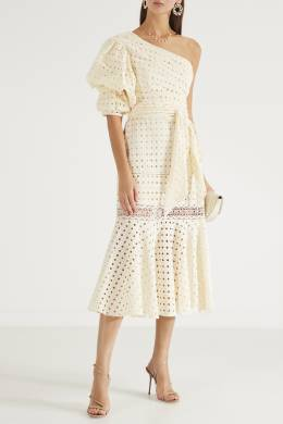 Платье ришелье Better Than Gold Johanna Ortiz 2942150658