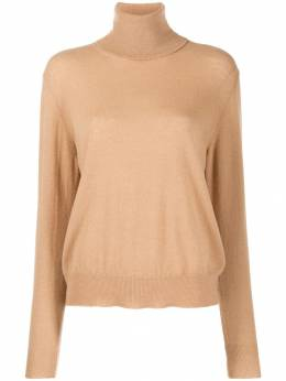 Laneus roll neck fine knit top LANDMGD1252