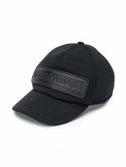 Dolce&Gabbana Kids - кепка с логотипом H58G3THWN66669595695