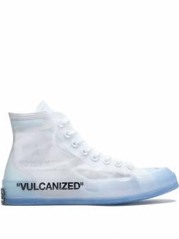 Converse - высокие кеды Converse x Off-White Chuck 70 065C9395355000000000
