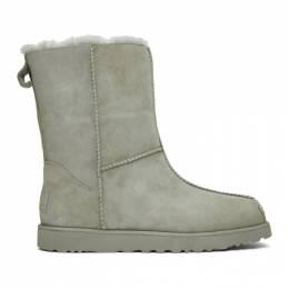 Eckhaus Latta Grey UGG Edition Block Boots 192830M22300305GB