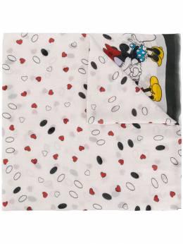 Faliero Sarti шарф с принтом Disney 2249