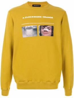 Undercover толстовка A Clockwork Orange UCX48032