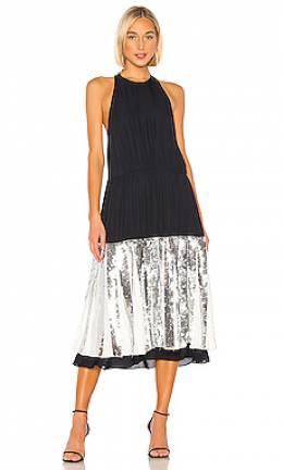 Платье миди claude - Tibi P219CL1301
