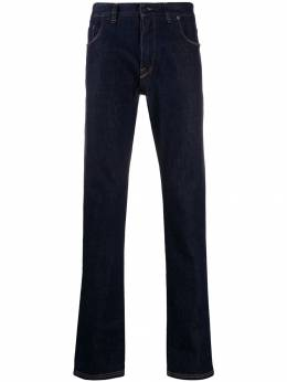 Fendi - джинсы с логотипом FF 060A5QE9565588900000