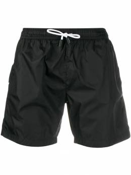 Roberto Cavalli плавки-шорты с логотипом JYX02CSB052