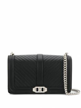Rebecca Minkoff сумка через плечо Nappa SS19SLH022HBS2