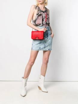 Rebecca Minkoff - маленькая сумка через плечо Nappa 9SLH636HBS0939886880