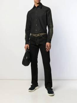 Fendi - джинсы с монограммой 060A5QD9565588600000