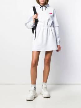 Gcds - платье с капюшоном 6W606600955890330000