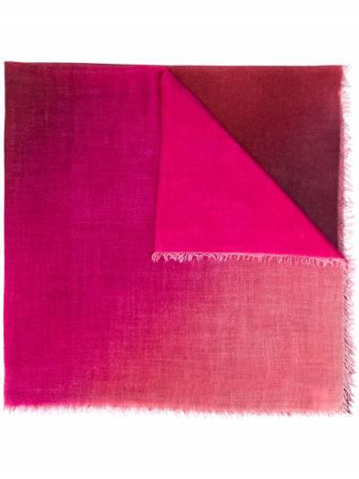 Faliero Sarti платок с эффектом градиента I202075 - 1