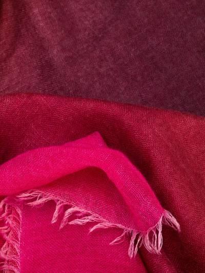 Faliero Sarti платок с эффектом градиента I202075 - 3