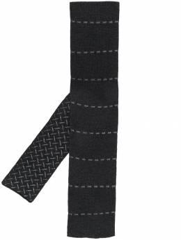 Hermès Pre-Owned шарф 2000-х годов с вышивкой HERME180BL
