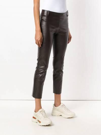 Kiltie - укороченные брюки скинни 59VT5638930336330000 - 3