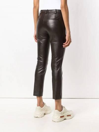 Kiltie - укороченные брюки скинни 59VT5638930336330000 - 4
