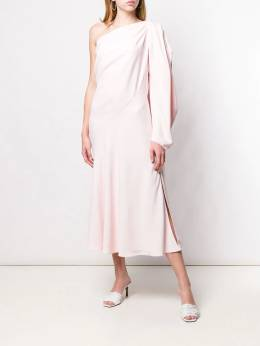 Esteban Cortazar - платье на одно плечо 90936630930000000000