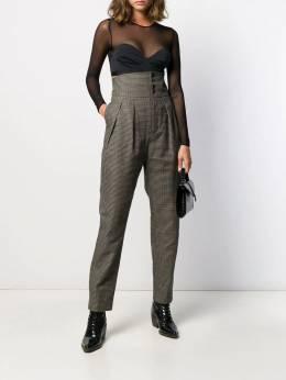 Faith Connexion - клетчатые брюки с завышенной талией W9565T66559955396860