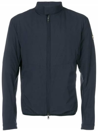 Colmar куртка на молнии с дутыми вставками 12547QV - 1