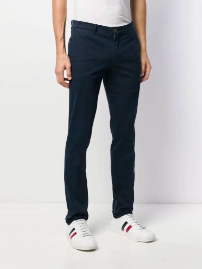 Brunello Cucinelli - брюки чинос кроя слим 8DF5666C059395589096 - 3