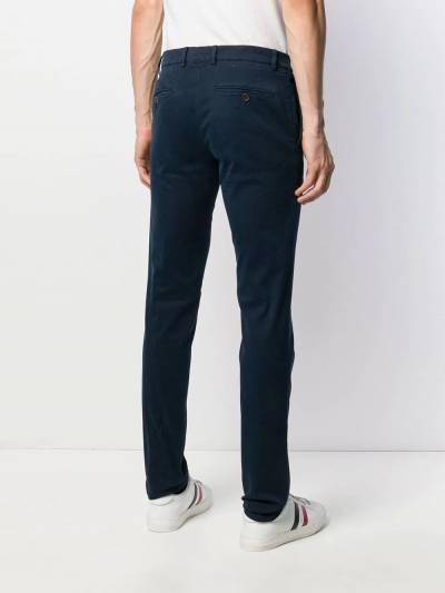 Brunello Cucinelli - брюки чинос кроя слим 8DF5666C059395589096 - 4