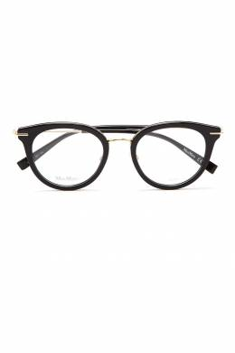 Комбинированная черная оправа Max Mara 1947151566